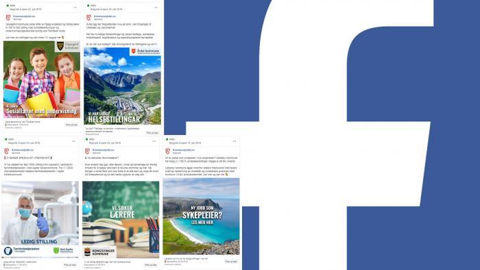 For arbeidsgivere: Hvorfor lyse ut stillinger med målrettet Facebook-annonsering